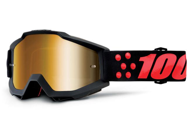 100% Accuri Anti Fog Mirror - Masque - noir